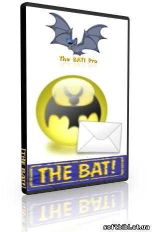 The Bat! - программа для работы с электронной почтой, обеспечивающая
