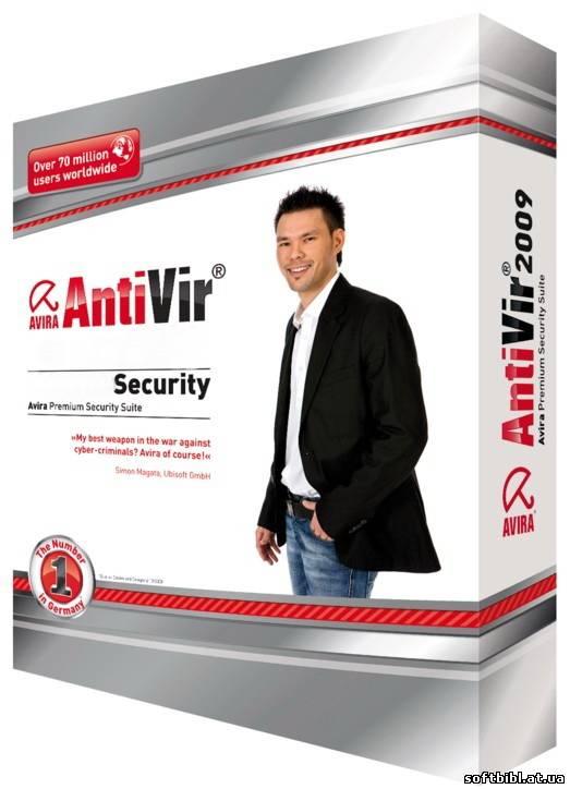 Avira AntiVir Premium Security Suite 9.0.0.70 Ru.